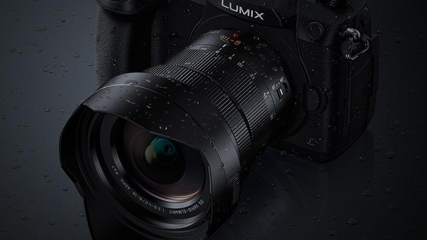 Panasonic Leica DG Vario-Elmarit 8-18/2,8-4 Asph.