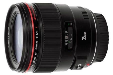 Moderná klasika na reportážne snímky – nový  Canon EF 35mm f/1.4L II USM