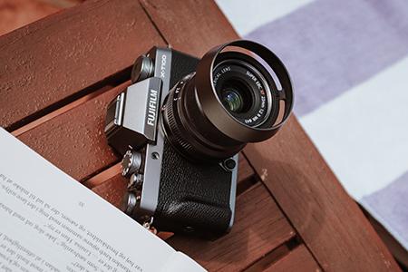 Fujifilm X-T100 vs X-T20