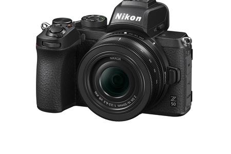 Rad Nikon Z sa rozrastá o mirrorless fotoaparát Z 50 formátu DX a prvé objektívy Nikkor Z formátu DX