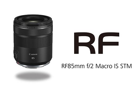 Canon RF 85mm F2 Macro IS STM