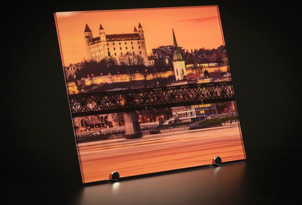 Tesovanie Foto akryl na stôl