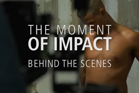 Nikon's 'The Moment of Impact' Campaign | Behind the Scenes