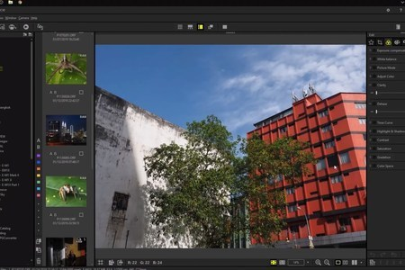 Olympus Workspace - New Free Post-Processing Software from Olymp