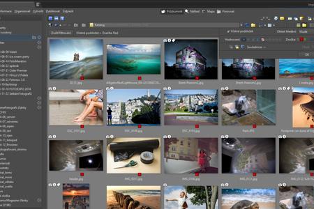 Ako pracovať s Katalógom v programe Zoner Photo Studio 17