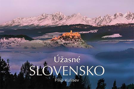 Cestovateľ a fotograf Filip Kulisev vydal svoju prvú knihu venovanú len Slovensku