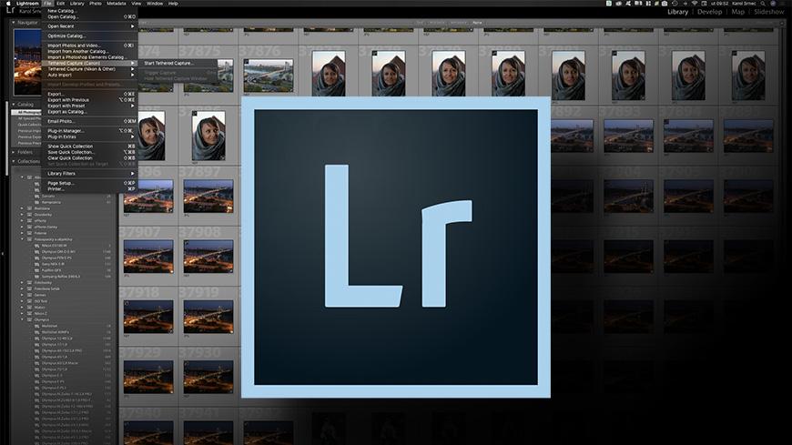 Novinky v Adobe Lightroom Classic CC (8.0)