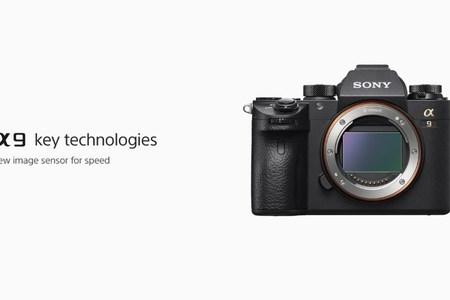 Sony | α9 | New image sensor - 35mm full-frame stacked CMOS sens