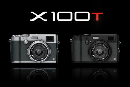 Fujifilm X100T - tretia generácia úspešného kompaktu