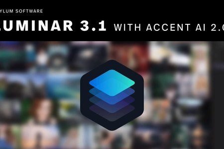 Luminar 3.1.0 with Accent AI 2.0 — What's Different About the Up