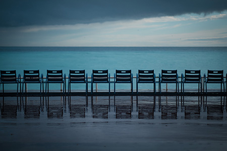 S Fujifilm X-T2 na Azúrovom pobreží