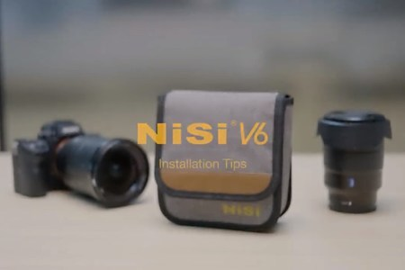 NiSi V6 Installation Tips