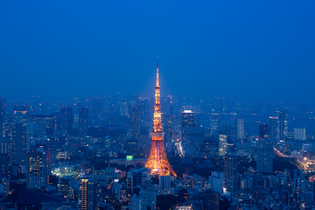 Úchvatné detaily uprostred tokijského chaosu