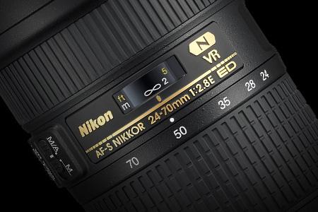 Nikon Nikkor AF-S 24-70/2,8E ED VR