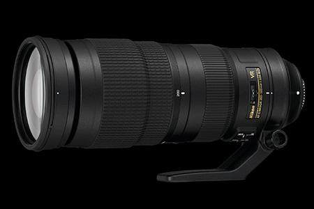 Nikon AF-S NIKKOR 200 – 500 mm f/5,6E ED VR