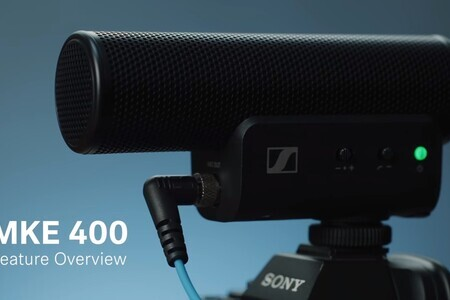 The all new MKE 400 – Feature Overview | Sennheiser