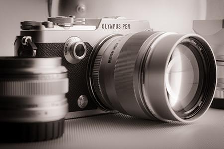 Micro 4/3 fotoaparáty a hĺbka ostrosti