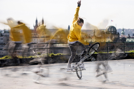 5 tipov Dana Vojtěcha na mestskú športovú fotku