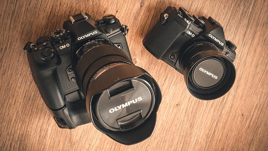 Olympus OM-D E-M5 Mark III vs OM-D E-M1 Mark III