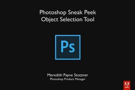 Photoshop Sneak Peek: New Object Selection Tool