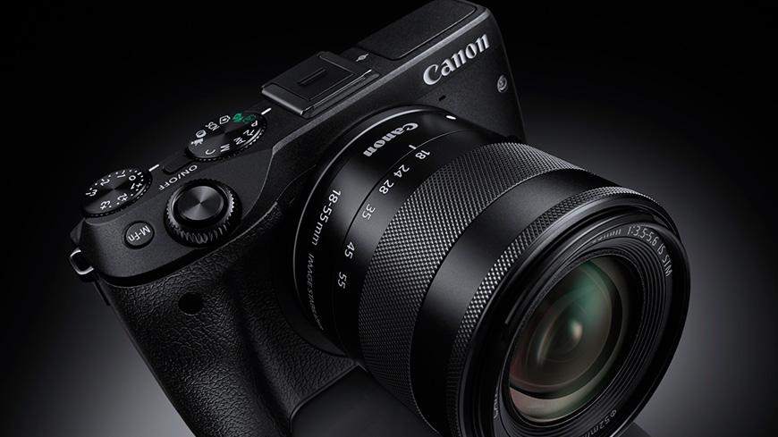 Canon EOS M systém (2018)