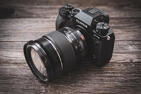 Fujifilm X-T4 - prvé dojmy