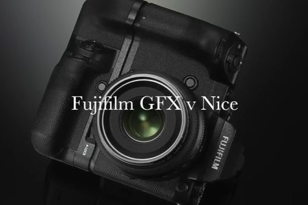 Fujifilm GFX v Nice