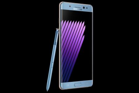 Samsung predstavuje Galaxy Note7