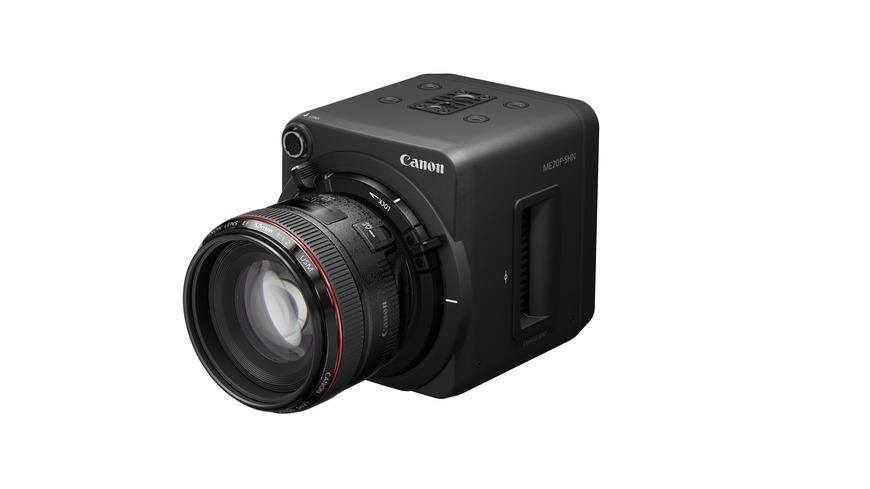 Sieťová kamera Canon ME20F-SHN