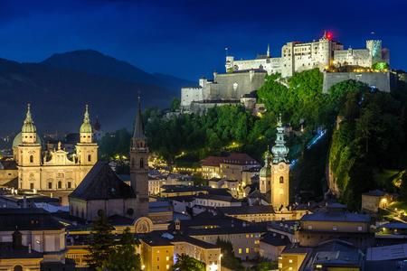 """Salzburg - """"Rím Severu"""""""