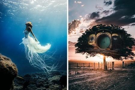 53 obrázkov Justina Petersa, ktoré vás prinesú do iného sveta