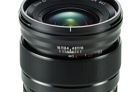 Fujifilm predstavuje objektív FUJINON XF16 mm F1,4 R WR