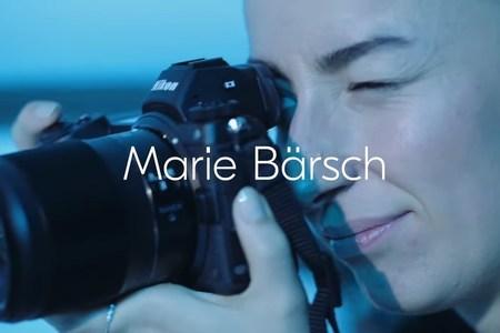 Nikon Z 7 und Marie Bärsch - LET YOUR ATTITUDE TELL THE STORY