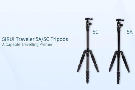 Sirui Traveler 5A5C Introduction Video