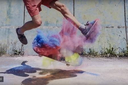 Explozívne vysokorýchlostné fotografie so smarfónom