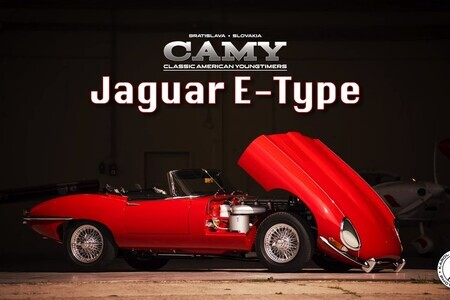 Jaguar E-Type 1967 Convertible