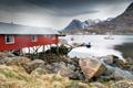 Rybárska osada za polárnym kruhom 1