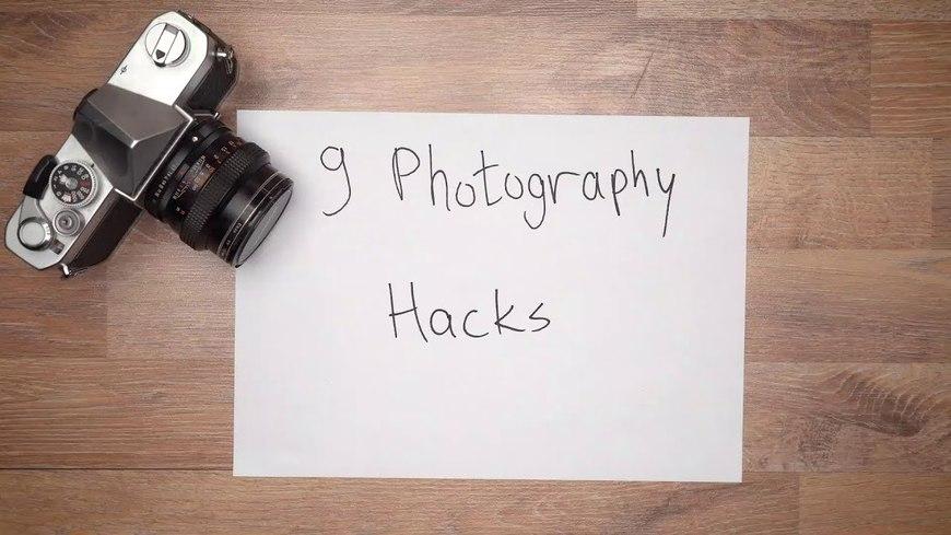 Improvizujeme: 9 trikov ako získať lepšie fotografie