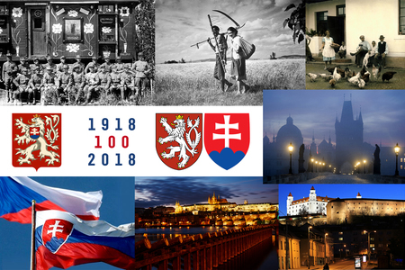 Súťaž Česko a Slovensko spolu i samostatne