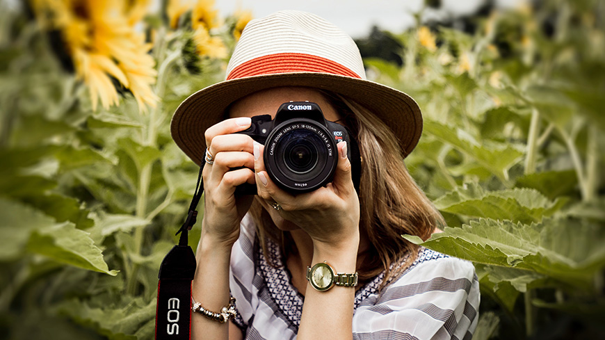 Najlepší čas začať s fotografovaním