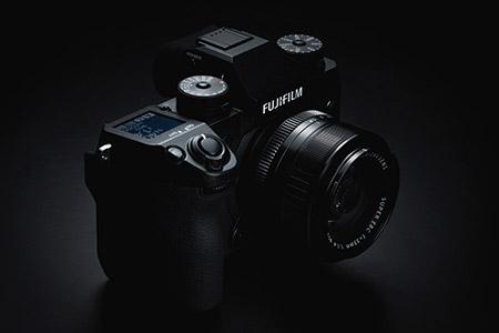 """Fujifilm X-H1 """"Perseus"""""""