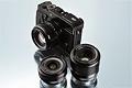 Fujifilm X-Pro1: moderný hľadáčikový fotoaparát