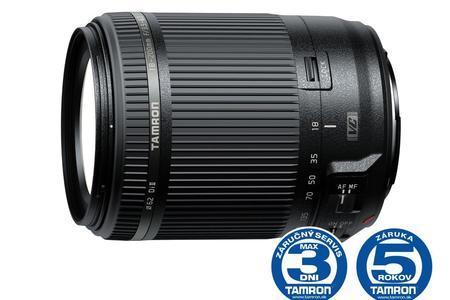 Nový objektiv Tamron 18-200mm je nejlehčí na světě