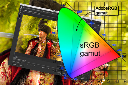 Ešte raz o sRGB a Adobe RGB a JPG