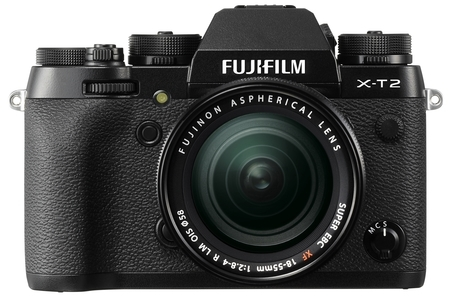 """FUJIFILM predstavuje najnovší """"mirrorless"""" digitálny fotoaparát """"FUJIFILM X-T2"""""""