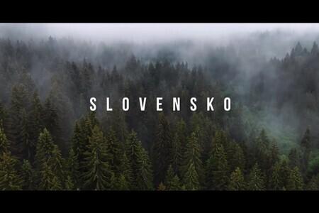 SLOVAKIA - 35 most beautiful destinations   Cinematic video