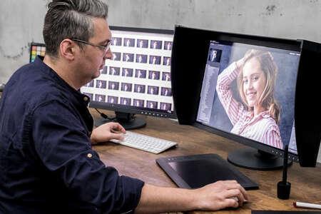 Ako si vybrať monitor na úpravu fotografií
