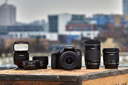 Canon novinky február 2017