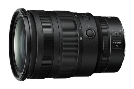 Objektív s vysokou svetelnosťou NIKKOR Z 24–70 mm f/2,8 S
