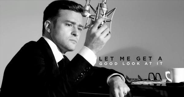 Justin Timberlake: Suit&Tie